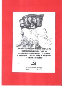 Construir un Movimimiento Comunista Internacional