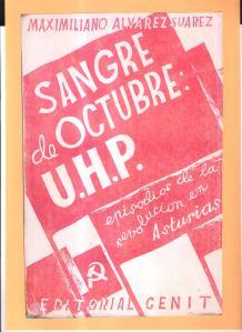 Sangre de Octubre UHP Maximiliano Alvarez
